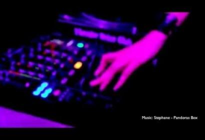 Sophie Nixdorf @ Glanzlichter // Theodor Noise Club Achern // 10.05.2014