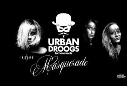 09.02.2018 // URBAN DROOGS w/ Sophie Nixdorf