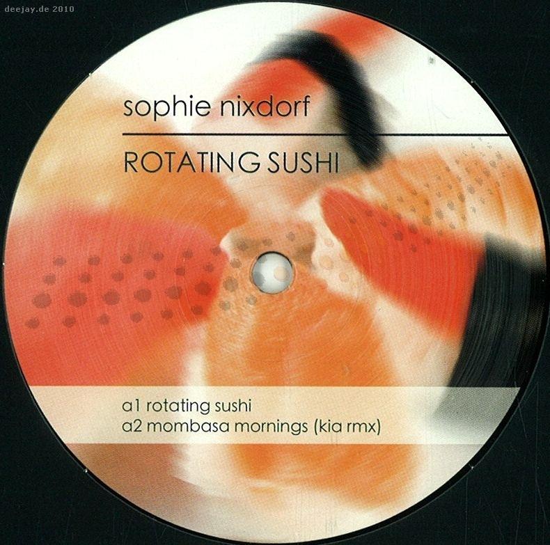 Sophie Nixdorf - Yokohama Nights EP