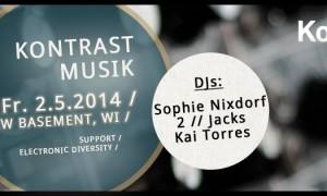 Sophie nixdorf Basement Kontras Musik