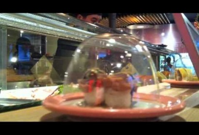 Sophie Nixdorf – Rotating Sushi